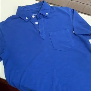 Boys GAP golf shirt